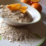 Oats with Orange