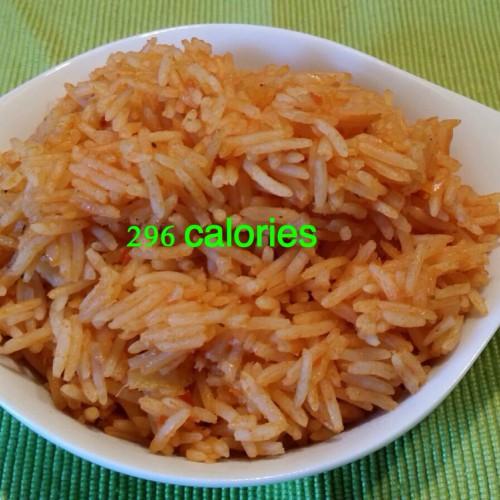 400g of Jollof Rice