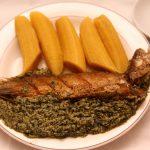 Fish Ndole