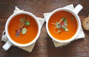 Enjoy Tomato soup